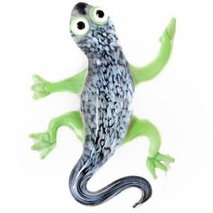 🆕 Pier 1 Glass Gecko Figurine
